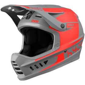 IXS Xact Evo Kask, red/graphite